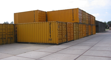 20 Ft. container